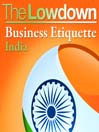 Business Etiquette - India (MP3)